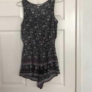 American Eagle Outfitters romper junior large